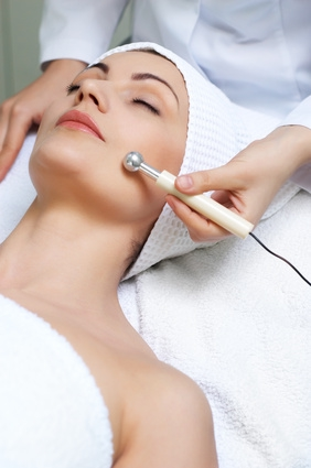 Esthetician skin care electricity practice test for state board examination